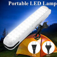 Portable Rechargeable 42 LED Flashlight Outdoor Camping Tent Work Light   3 R