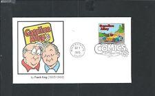 Scott 3000H Classic Comics-Gasoline Alley Oct 1, 1995 UA Fleetwood FDC