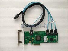 LSI LSI00168 3041e-r  raid 4port 3gb 3041e pcie RAID0/1/1E+7pin sata to 8087