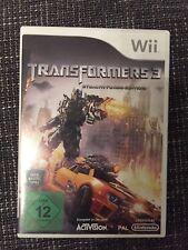 wii spiel Transformers