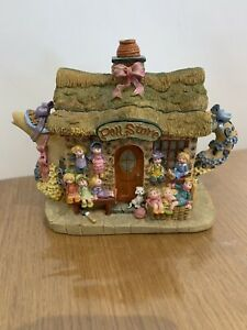 Rare Vintage Ballykettle Telltale Collectors Teapots - Bridget Flynn Doll Shop