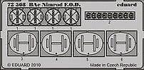 Eduard 1/72 BAe Nimrod F.O.D. for Airfix # 72508