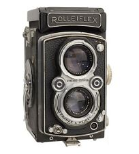 Rolleiflex 3.5A Model 4 K4A Replacement Cover - Laser Cut - Moroccan PU Leather