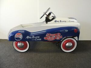 PEPSI Vintage 7803 limited edition Pedal Car NSG Pepsi cola - NEW In BOX