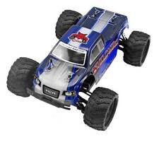 Redcat Volcano-18 V2 1/18 Scale 4WD 4x4 Electric RC Monster Truck RTR BLUE