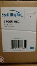 SeaGull Lighting 77065-962 Three Light Ceiling Flush Mount Brushed Nickel