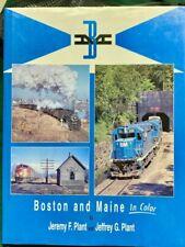 Morning Sun Books: Boston & Maine In Color, by Jeremy & Jeffery Plant