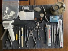 Dental Instruments Lot Pre Owned