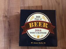 365 Days Of Beer 2014 Daily Calendar