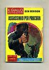 Ben Benson # ASSASSINO PER PROCURA # Mondadori 1961 N.661