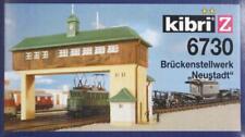 "Kibri 6730 ( 36730 )  Z - Brückenstellwerk "" Neustadt "" NEU & OvP"