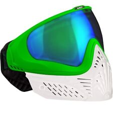 Virtue Vio Extended Paintball Thermal Mask (White Emerald)