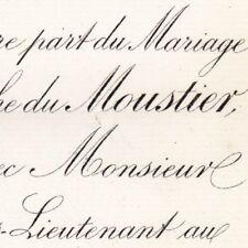 Marthe Du Moustier Lépinay Vasles 1883 Maurice Foäche