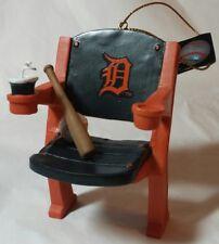Detroit Tigers MLB Stadium Chair Ornament Seat Baseball Bat Drink Cup
