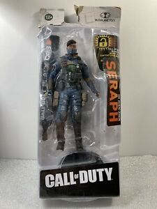 McFarlane Toys - Call Of Duty - Black Ops - He Zhen-Zhen Seraph (box damage)