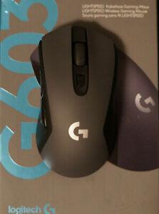 Logitech G603 Lightspeed Gaming- Maus Mausrad defekt ohne OVP
