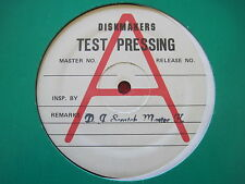 "MR. FREEZE-CUT IT UP FREEZE-MEGA RARE SIGNED TEST PRESS 80'S ELECTRO RAP 12"" NC"