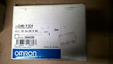 PLC OMRON E4B-T1E4 ULTRASONIC SWITCH  NEW