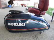 SUZUKI 1977 1978 1979 GS550E GS 550 E FUEL GAS TANK PETROL ORIGINAL PAINT EMBLEM
