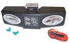 White Night 0004196 Step Bumper Trailer Hitch Backup Lighting System