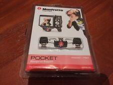 MANFROTTO Mini treppiede Pocket small bianco [MP1-WH] per fotocamere compatte