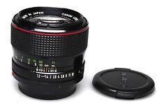 Canon FD 50mm F1.2 L