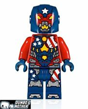 LEGO Justin Hammer Marvel Super Heroes Iron Man Detroit Steel 76077 NEW