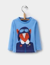 Joules Boys' Long Sleeve Sleeve T-Shirts, Tops & Shirts (2-16 Years)