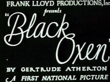 THE BLACK OXEN (DVD) - 1923 - Corinne Griffith,Clara Bow