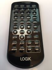 Logik Dual DVD Player Remote Control for L7DUALM13 / L9DUALM13 For B Screen
