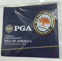 2012 PGA CHAMPIONSHIP GOLF FANCY LAPEL PIn Kiawah Island Rory McIlroy