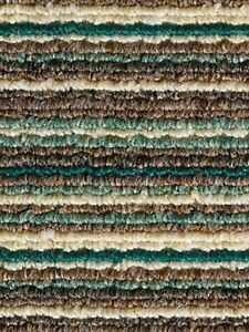 STAIR OR HALL CARPET RUNNER Green Beige Brown Cream made to measure modern trend