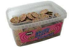 Almo Skiffle Discs - Chocolate Retro Candy Sweets - Wedding/Party Bags - 120