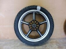 1985 Honda V45 Magna VF700C H1462. front wheel rim 18in