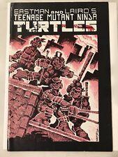 Teenage Mutant Ninja Turtles #1 3rd Print