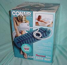 Conair Mbts2 Full Body Massage Action Thermal Spa Soft Bath Tub Mat Whirlpool