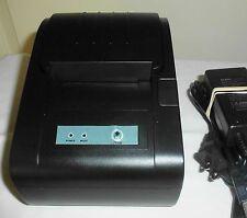 POS-5890 MINI THERMAL RECEIPT PRINTER - USB PORT - 58MM PAPER