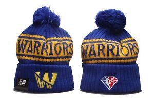 Golden state warriors New Era Winter Cap Hat Beanie NBA