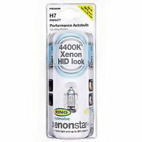 RW4477 Ring H7 55w XENON STAR+ +30% Brighter Headlight Bulbs 4400K HID Look!