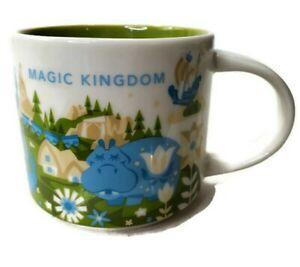 Starbucks Disney Magic Kingdom V2 Fantasyland YAH Mug