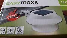 Dachrinnen Solar Leuchten von Easymaxx NEU