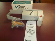 BesSeal Envelope Sealer Up To 30 Envelopes/Minute w/ 3 extra moistening applicat