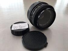 Carl Zeiss Jena Tessar 2.8/50 Lens