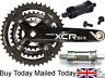 Suntour XCR CHAINSET Alloy 170mm Crank Bike 8 9 Speed Shimano Compatible22/32/44