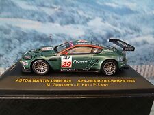 1/43 IXO  ASTON MARTIN DBR9  #29 SPA FRANCORCHAMPS 2005