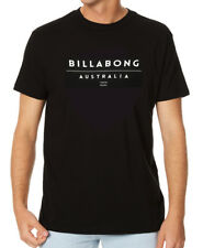"BRAND NEW  TAG BILLABONG MENS (XL) ""UNITE"" SURF T-SHIRT TEE SLIM FIT BLACK"