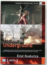 Dvd Underground - edizione 2 dischi Rarovideo di Emir Kusturica 1995 Usato raro