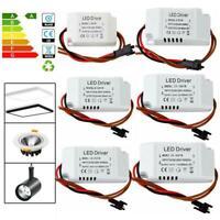 LED Driver Trafo 3W 7W 10W 18W 25W 36W Netzteil Treiber 12V Transformator NEU