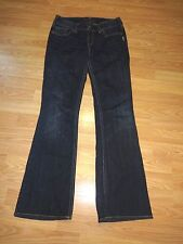 SILVER SUKI STRETCH DK DENIM BOOTCUT JEANS Size 26