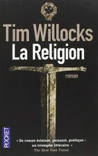 Tim Willocks - La Religion - comme neuf - Templiers, Malte